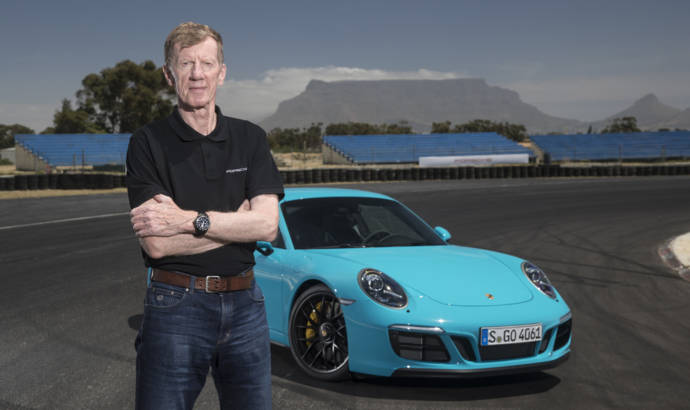Porsche celebrates 25 years of partnership with Walter Rohrl