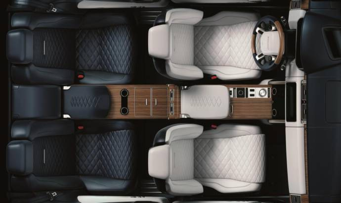 Range Rover SV Coupe teased