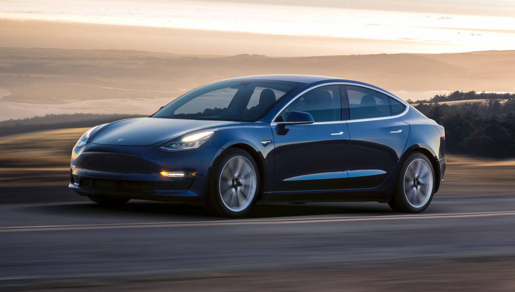 Tesla Model 3 clocked at 4.66 seconds for 0 to 60 mph