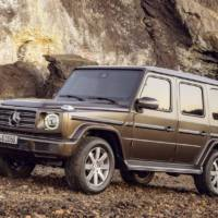 The new 2018 Mercedes-Benz G-Class is here