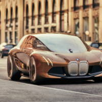 The production version of the BMW iNext Concept will be able to travel up to 435 with one charge
