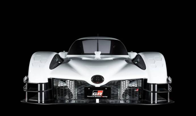 Toyota GR Super Sport Concept revealed during 2018 Tokyo Auto Salon