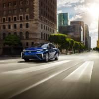 Toyota sold 3000 Mirai in California