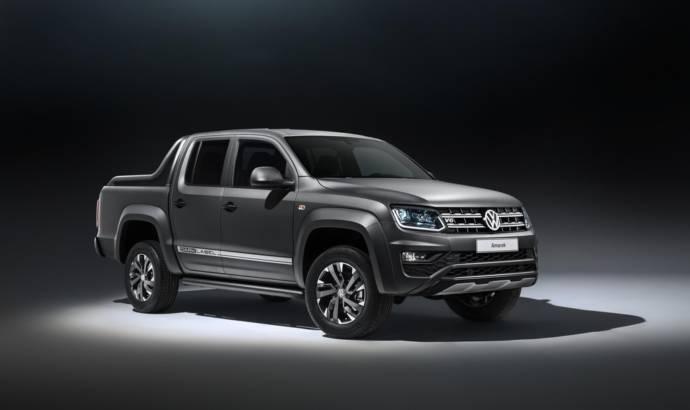 Volkswagen Amarok Dark Label pricing announced