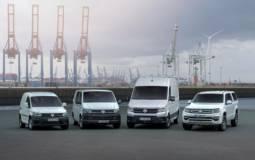 Volkswagen Commercial Vehicles, record sales in 2017