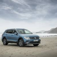 Volkswagen Tiguan Allspace available to order in UK