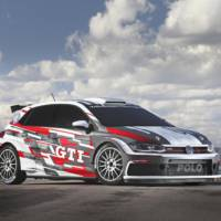 Volkswagen delivered 15 units of the Polo GTI R5 rally car