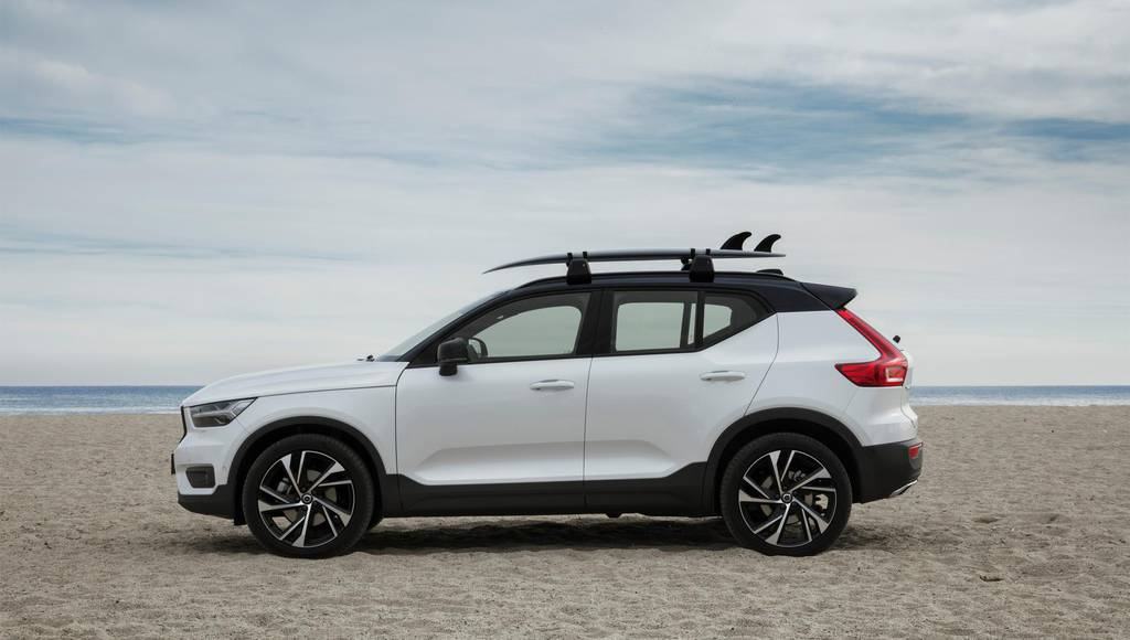 Volvo XC40 already received 20.000 orders