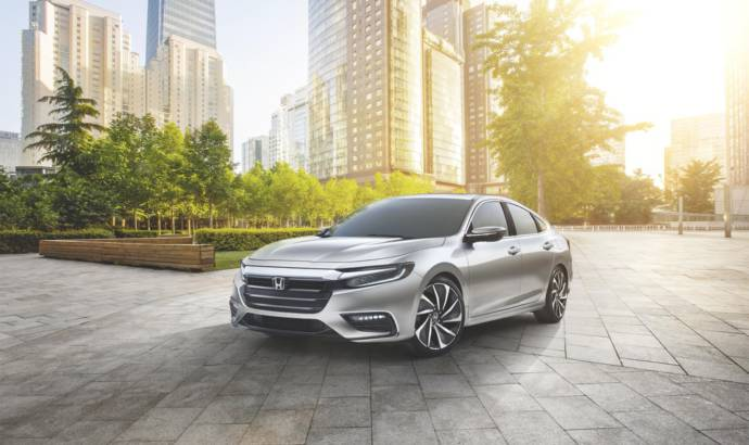 Honda Insight Prototype official pictures and details