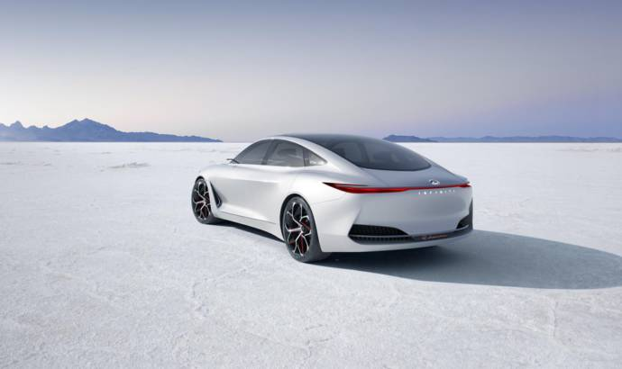 INFINITI Q Inspiration Concept first image revealed