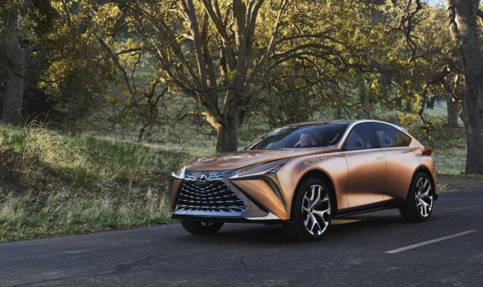 Lexus LF-1 Limitless concept introduced at NAIAS