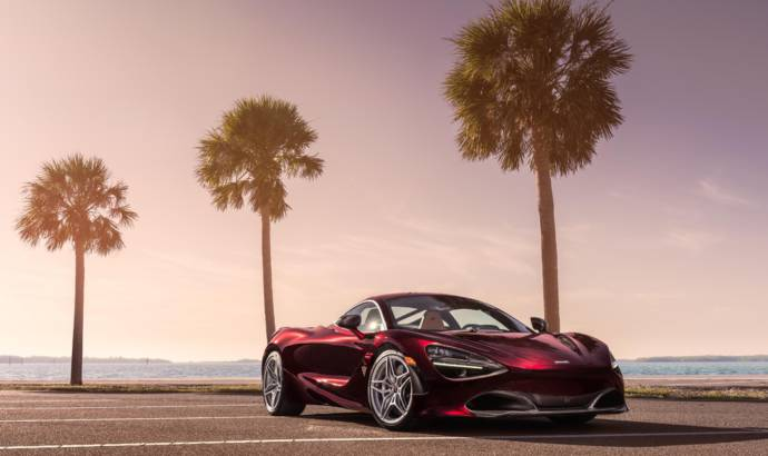 McLaren Special Operations 720S unit, sold for record numbers