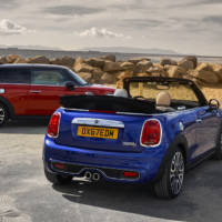 Mini Hatch 3 door and 5 door and Mini Convertible facelift - pictures and details