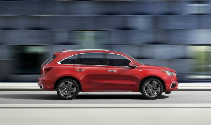 2018 Acura MDX Sport Hybrid US pricing announced