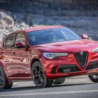 2018 Alfa Romeo Stelvio Quadrifoglio US pricing