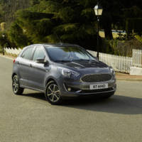 2018 Ford Ka and Ka Active - official pictures and details