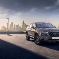 2018 Hyundai Santa Fe first official images