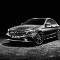 2018 Mercedes-Benz C-Class facelift - Official pictures and details