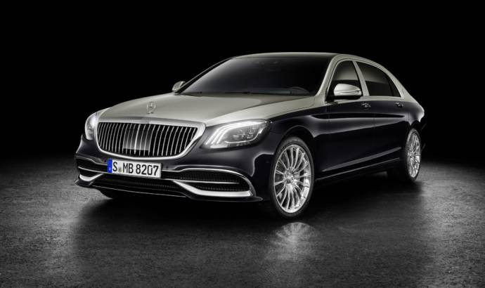 2018 Mercedes Maybach S-Class launched