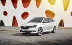 2018 Skoda Fabia facelift unveiled