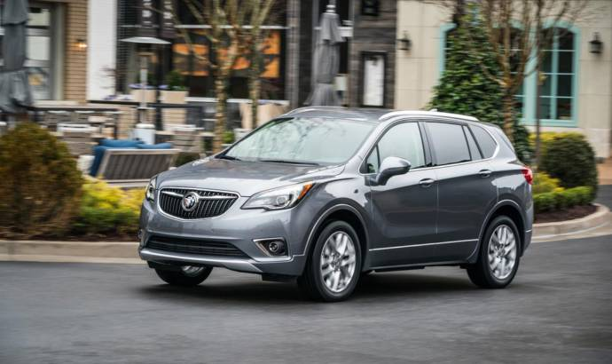 2019 Buick Envision launched in US