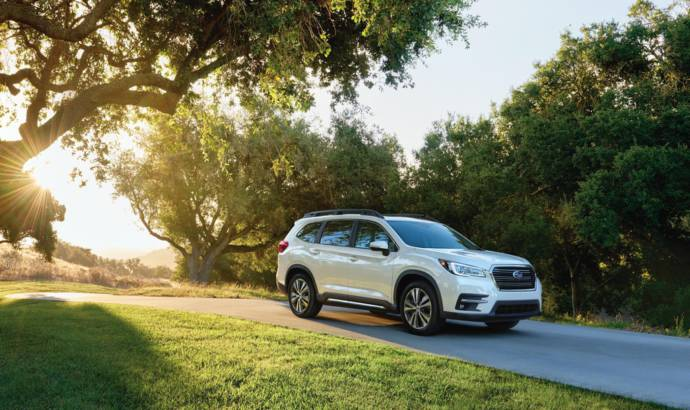2019 Subaru Ascent US pricing announced
