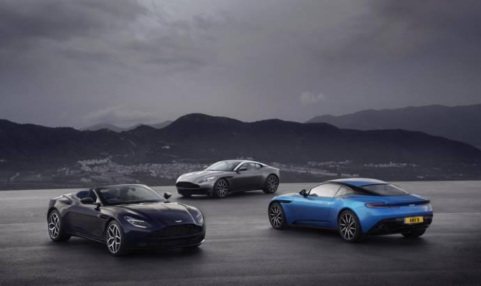Aston Martin revenues in 2017