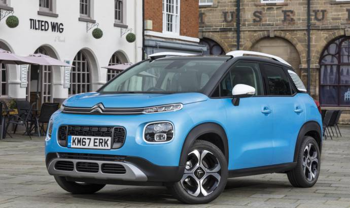 Citroen C3 Aircross offers standard Active Safety Brake
