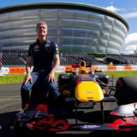 David Coulthard won the 2018 Race of Champions
