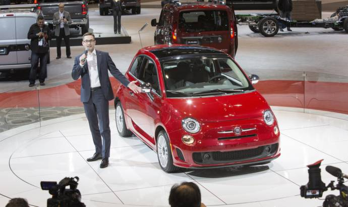 Fiat 500 US range now offers only turbo engines