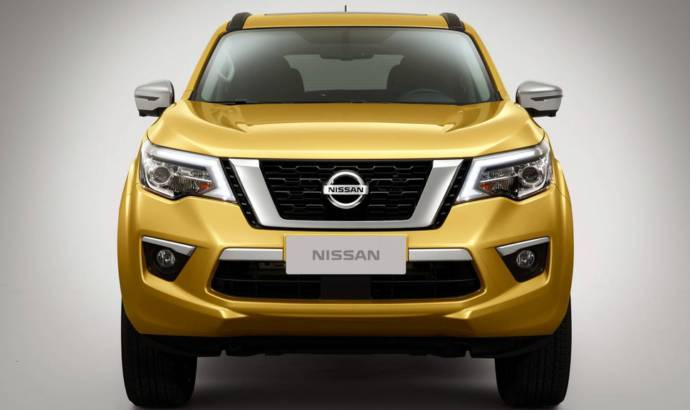 First official pictures and details of the Nissan Terra
