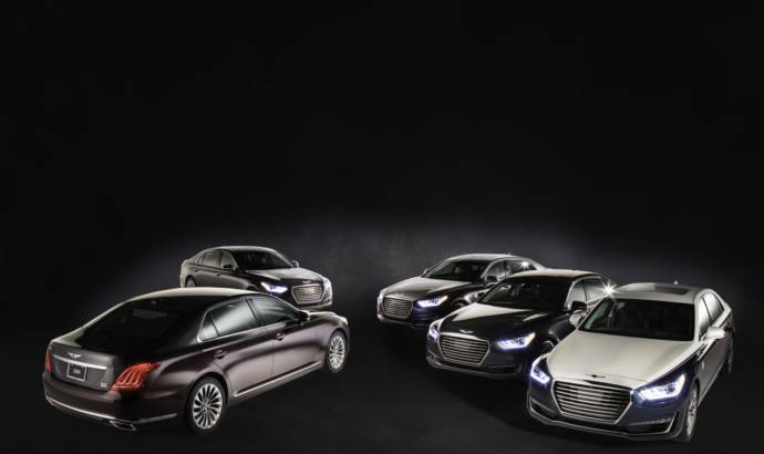 Genesis G90 Special Edition unveiled for the Oscars