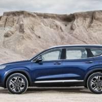 Hyundai launched the new generation Santa FE SUV