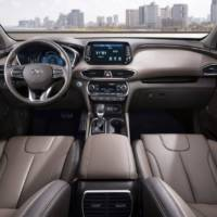 Hyundai launched the new generation Santa FE SUV