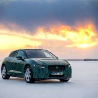 Jaguar I-Pace charging performance detailed