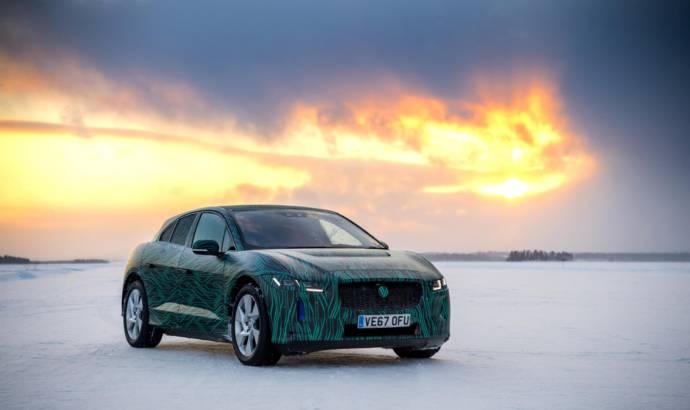 Jaguar I-Pace charging performance detailed