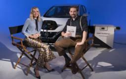 Margot Robbie promotes Nissan Formula E debut