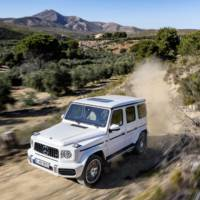 Mercedes AMG G63 officially unveiled