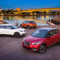 Nissan crossover and SUV sales reached record numbers in 2017