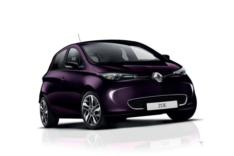 Renault Zoe gets a new engine