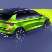 Skoda Vision X Concept unveiled