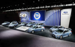 Subaru launches 50th Anniversary models in US