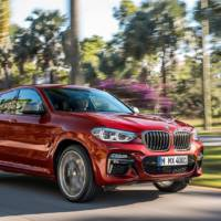 This is the all-new 2018 BMW X4