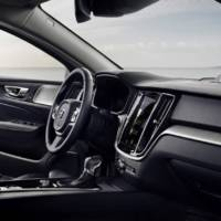 This is the new Volvo V60