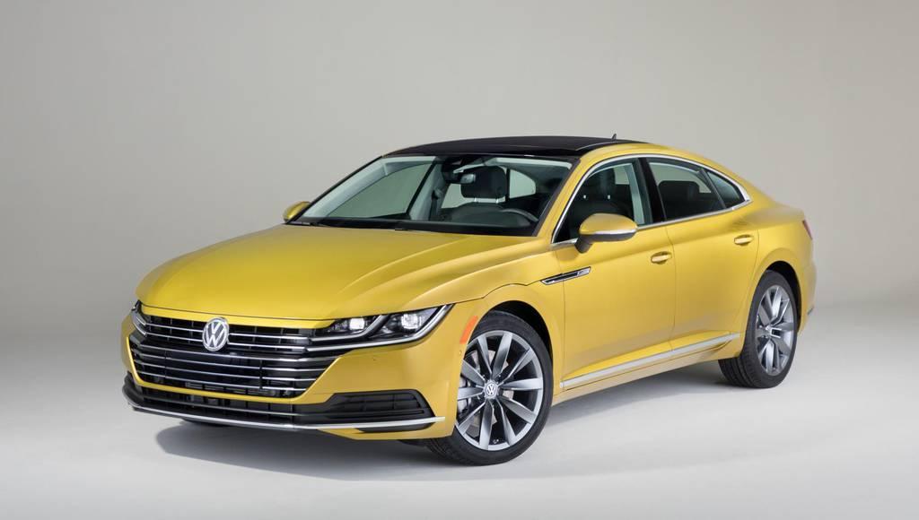 Volkswagen Arteon launched on the US market
