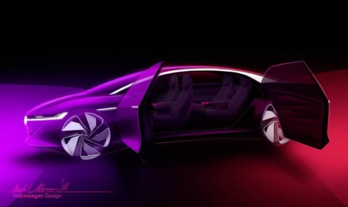 Volkswagen I.D. VIZZION concept first images