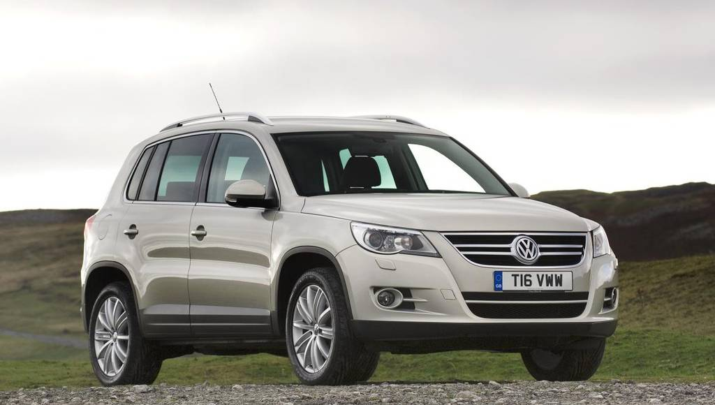 Volkswagen celebrates 10 years since the launch of the first Tiguan
