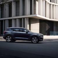 Volvo XC40 Inscription available in US