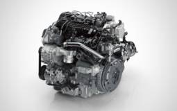 Volvo debuts its first three cylinder engine in XC40 range