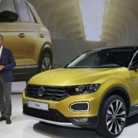 100 million USD to develop a Volkswagen T-Roc Cabrio
